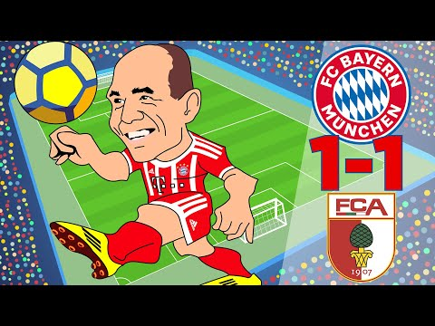 bayern vs augsburg highlights