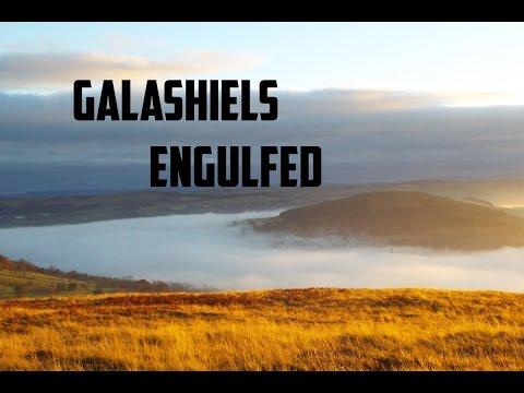 Galashiels Engulfed