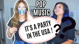 WHAT DID YOU SAY CHALLENGE PART 2 | POP MUSIC | FT. NAVI LEE