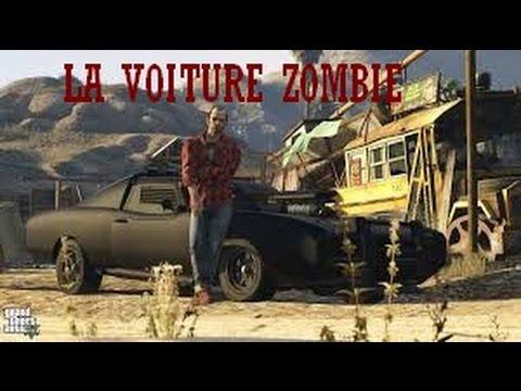 gta la voiture zombie