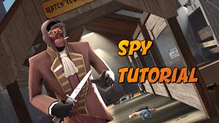 TF2: Advanced Spy Tutorial