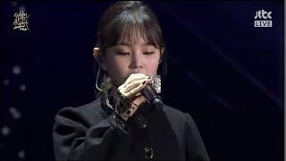 [180111] Lee Hi(이하이) - Breathe(한숨) @ 32nd Golden Disc Awards 2nd DAY