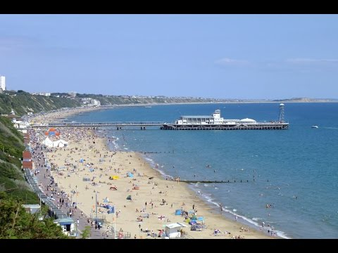 Bournemouth Summer, Dorset, UK