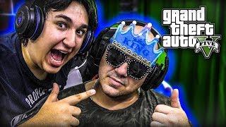 GTA V TRKE VS CALE - LIVESTREAM U 18:00h NA FB STRANICI !
