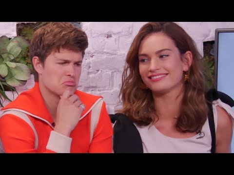 The Cast Of Baby Driver Put Their Car Knowledge To The Test