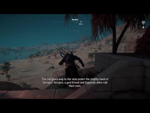 Assassins Creed Origins, Exploring Egypt