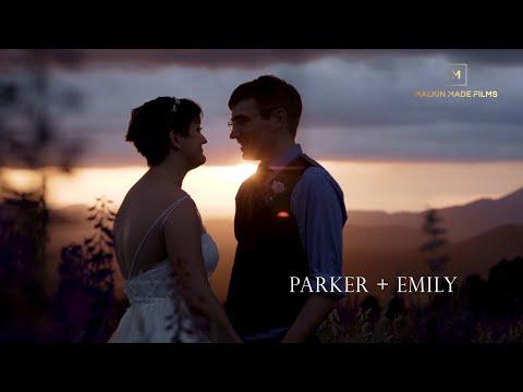Parker + Emily | Arizona Snowbowl Wedding