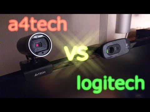 Обзор веб-камеры a4tech PK910-H. Сравнение с Logitech C270