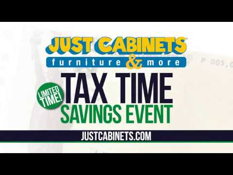 Excellent Just Cabinets Furniture U More Tax Time Furniture Savings Event  With Just Cabinets Allentown Pa