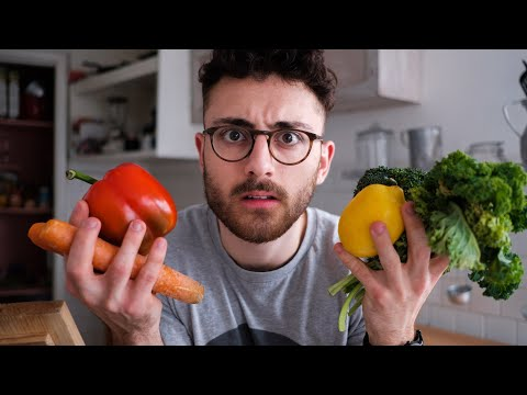 I Went Vegan for 30 Days: Here's What Happened to Me