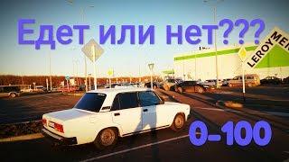 Злая Ставропольская ВАЗ 2107 против ПРИОРЫ и ВАЗ 2112 (21106)