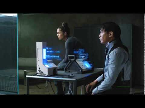Ghost In The Shell 2017 109 Loop Interrogation