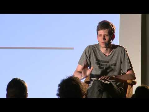SHARE Rijeka 2013 - Christopher Poole a.k.a. moot
