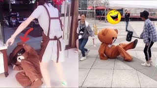 Try Not To Laugh Challenge P4 | Funny Fails - Funny Pranks 2019