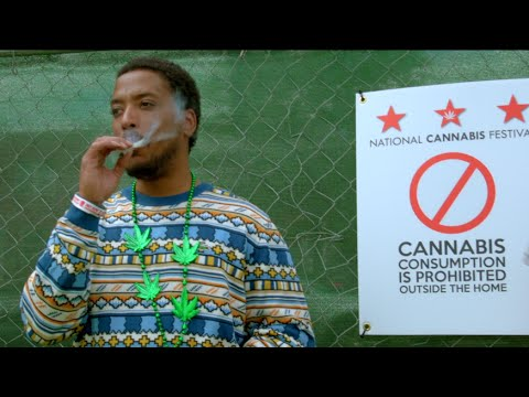 Marijuana Advocates Light Up at D.C.'s First National Cannabis Festival