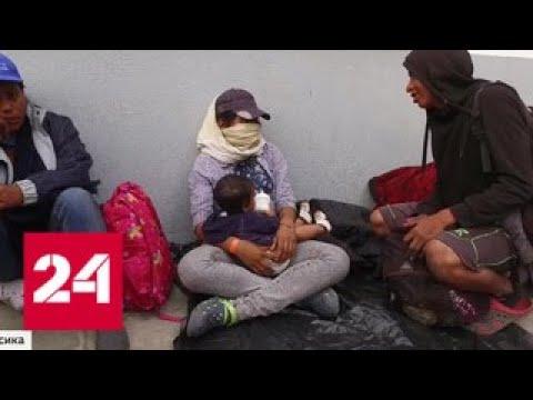 Трамп остается глух к просьбам мигрантов
