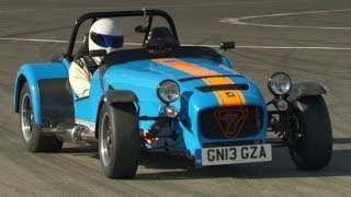 TOP GEAR Exclusive #StigCam: Caterham 620 R, s21 Ep 4 BBC AMERICA