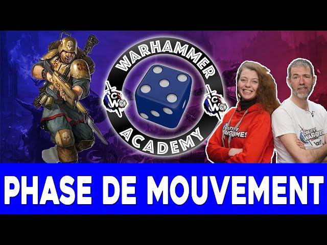 Débuter Warhammer 40.000 - EP03 : La phase de mouvement