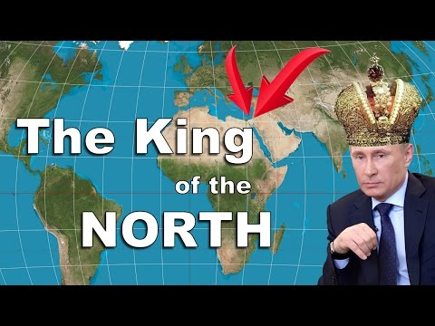 Who is the King of the North? Ezekiel 38 - South Wales Prophecy Day 2016