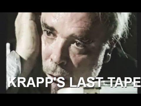 Samuel Beckett - Krapp's Last Tape (Patrick Magee)