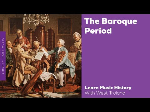 Baroque Period In Classical Music History | Video Lesson