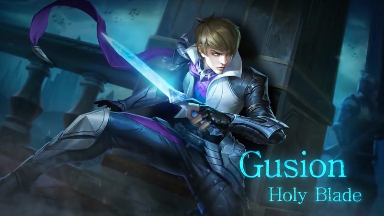 gusion skills overview   mobile legends bang bang - youtube