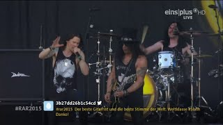 Slash Feat. Myles Kennedy & The Conspirators - You Could Be Mine - Rock Am Ring, Germany 6-6 2015