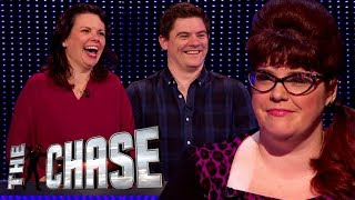 The Chase | Ali and Ben's £11,000 Final Chase With The Vixen