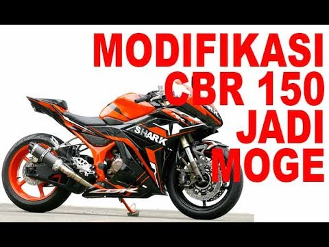 Modifikasi All New Honda Cbr150r Youtube