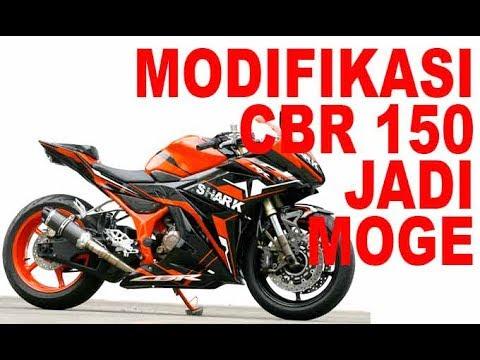 Modifikasi All New Honda Cbr150r популярные видеоролики