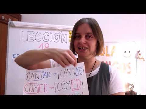 Hola amigos - 18. lekce španělštiny s misionářkou
