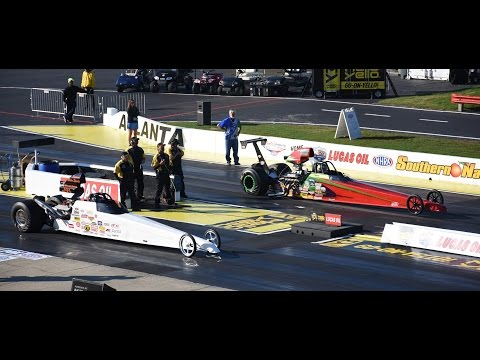 1080p HD: NHRA Mello Yello Southern Nationals At Atlanta Dragway 5/6/17