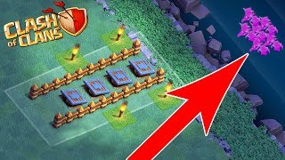 DENİZE UÇAN BARBARLAR !? - Clash Of Clans