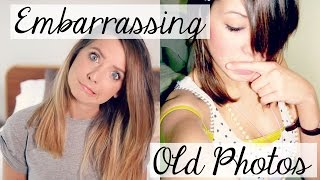 Old Embarrassing Photos | Zoella