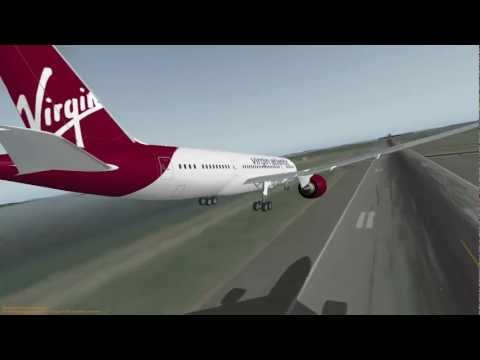Landing Fails & Crashes (X-Plane 10) [HD]