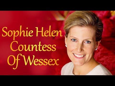 Sophie Wessex | Queen's Favorite Daughter-in-law | Unseen Video