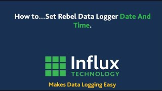 DiaLog |Set Date and Time, Format SD card and Re-flash firmware of Rebel Data Logger.