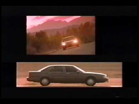 1988 Eagle Premier Commercial AMC Chrysler Renault 25 USA