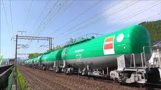 EH500貨物 東北本線 東福島~福島間 2018.05.11