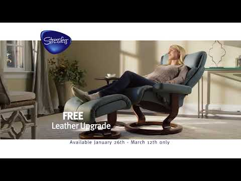 Sarasota Stressless Recliners and Sofas