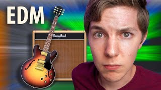 Making EDM in Garageband