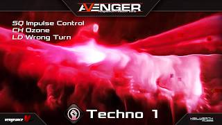 Vengeance Producer Suite - Avenger Expansion Demo: Techno 1