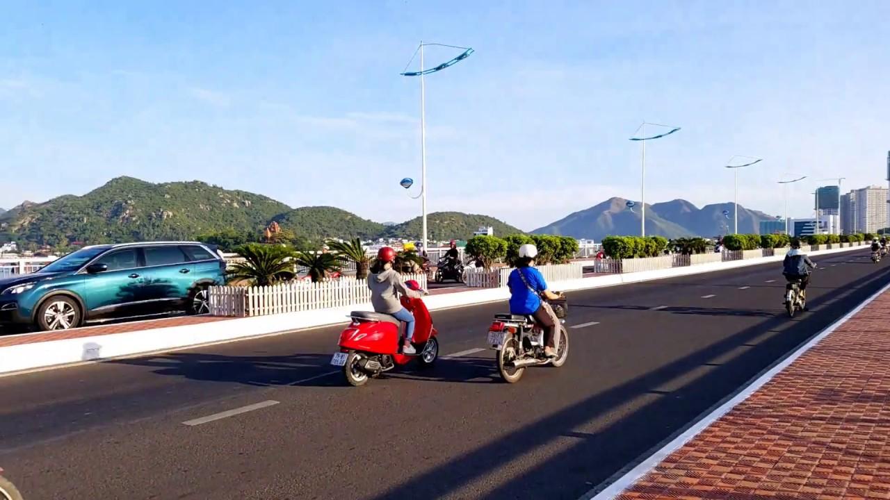 Một vòng quanh Thành Phố Nha Trang Cầu Trần Phú giúp Việt Kiều Mỹ Vơi Đi Nỗi Nhớ Nhà