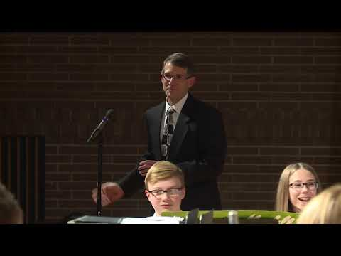 Davison Middle School Band - Fall Concert 11-19-19