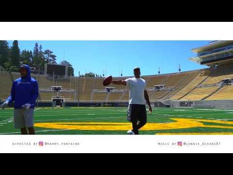 Seth Roberts & EJ Manuel Offseason Workout