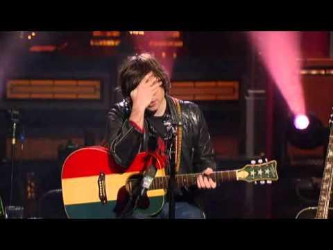 Ryan Adams - Banter: KISS & Pyrotechnics - Live On Letterman
