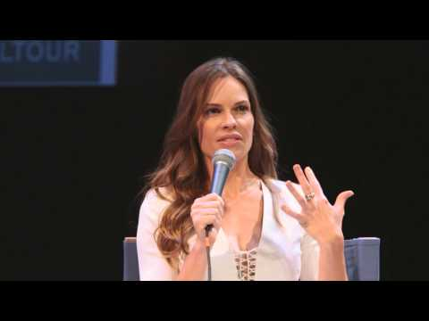 HIFF 2014: Hilary Swank on Working for $3K in 'Boys Don't Cry'