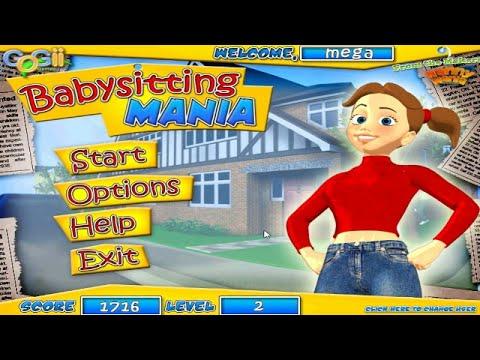 Babysitting Mania In English