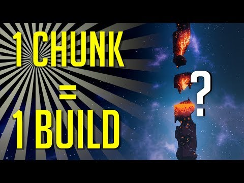 Chunk Build - Le Nether !