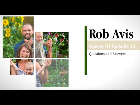 S01E12 - Rob Avis - Questions and Answers